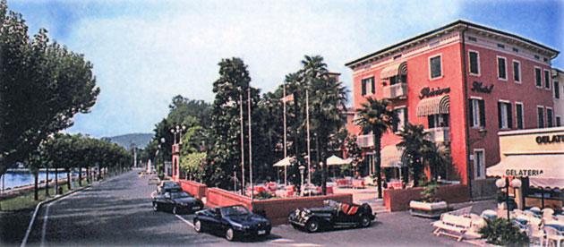 Hotel Alla Riviera Am See